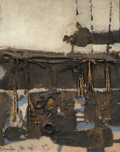 Jaap Wagemaker, 'Zwarte Weg', 1956