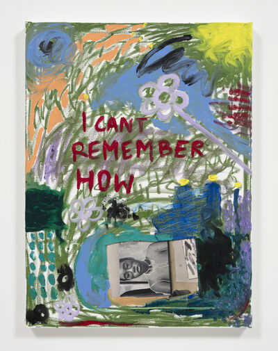Brittany Tucker, 'I Can't Remember How', 2020