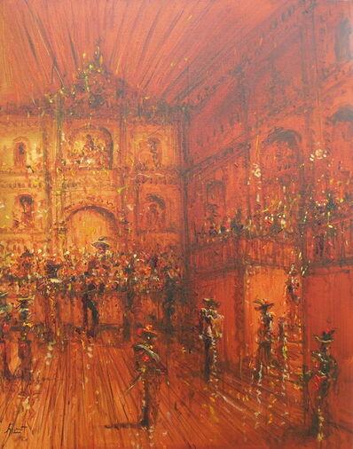 Jazzamoart, 'Tragos en la taverna', 2011