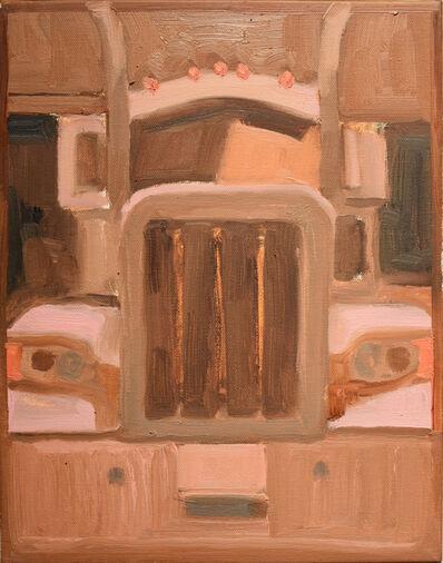 Adrianne Lobel, 'Beige Truck', 2015