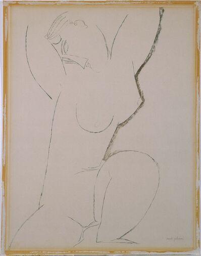 Amedeo Modigliani, 'Caryatid', date unknown