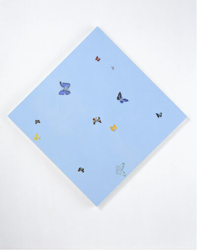 Damien Hirst, 'Forgotten Thoughts', 2008