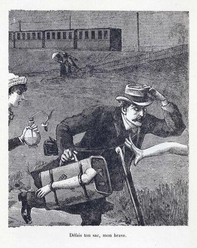 Max Ernst, 'Andre Breton, La Femme 100 têtes, éditions du Carrefour, Paris, 1929'