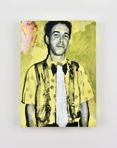 Tursic & Mille, 'Jeff, Young and Yellow', 2016