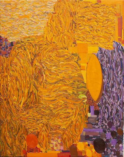 Lynne Drexler, 'Stagnant Iridescence', 1969