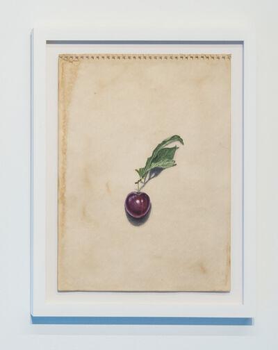Ariane Vielmetter, 'Plum', 2019