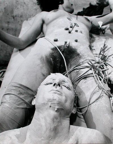 Günter Brus, 'Transfusion', 1965