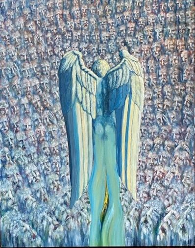David Gamble, 'Angel', 2004