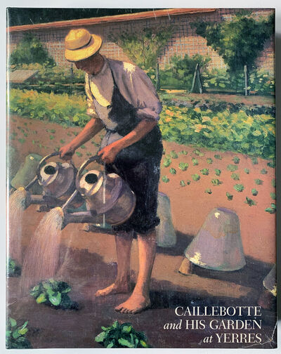 Gustave Caillebotte, 'Caillebottte and his Gardens at Yerres', 1991