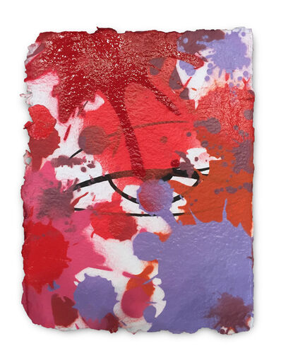 CRASH, 'Color Swatches 07', 2017
