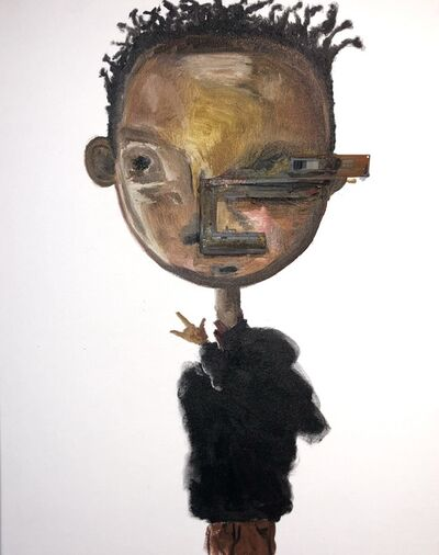 Nagasaka Mago, 'Style of Agbog', 2018