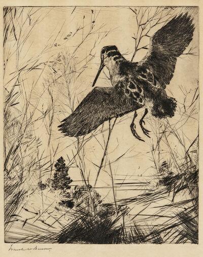 Frank Weston Benson, 'Woodcock', 1930