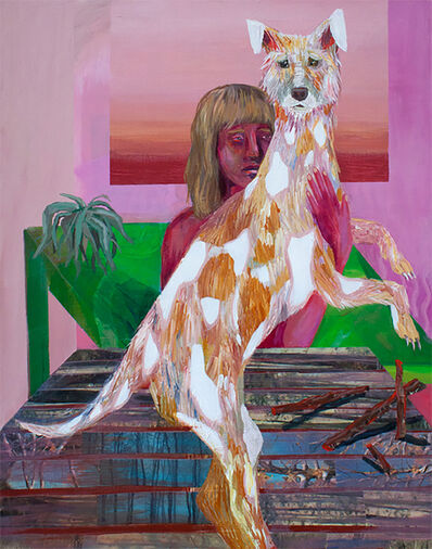 Ally White, 'Protectors', 2015