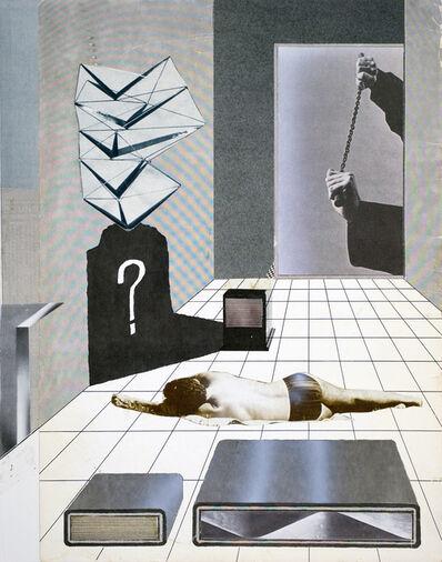 Gwenaël Rattke, 'Modern Interior', 2018