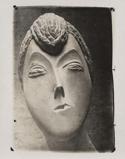 Constantin Brâncuși, 'Baroness R.F.', 1909