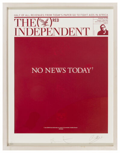 Damien Hirst, 'The Independent', 2008
