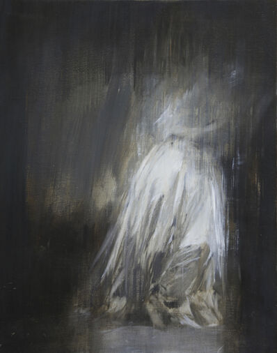 Jake Wood-Evans, 'Study for Anne, Lady de la Pole, after Romney', 2019