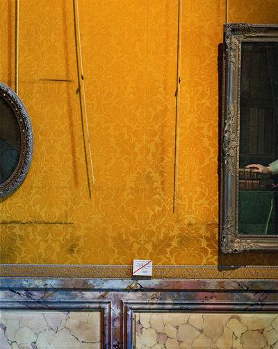Robert Polidori, 'Salle le sentiment religieux, (7) ANR.01.007, Salles du XVII, Aile du Nord - R.d.C, Château de Versailles, France', 2008
