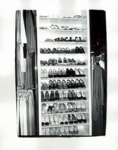 Andy Warhol, 'Shoe Closet', ca. 1980