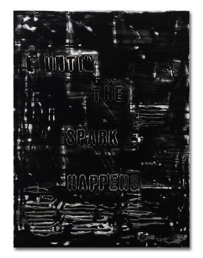 Caro Jost, 'UNTIL THE SPARK HAPPENS', New York / Munich, 2010, 2013