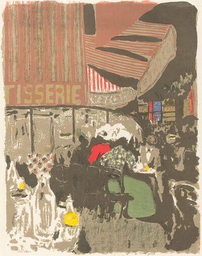 Édouard Vuillard, 'The Bakery (La patiserie)', 1899