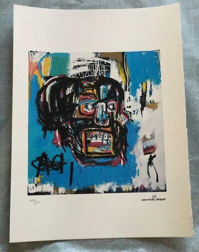 Jean-Michel Basquiat, 'Untitled', Unknown
