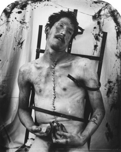 Joel-Peter Witkin, 'Glassman', 1994
