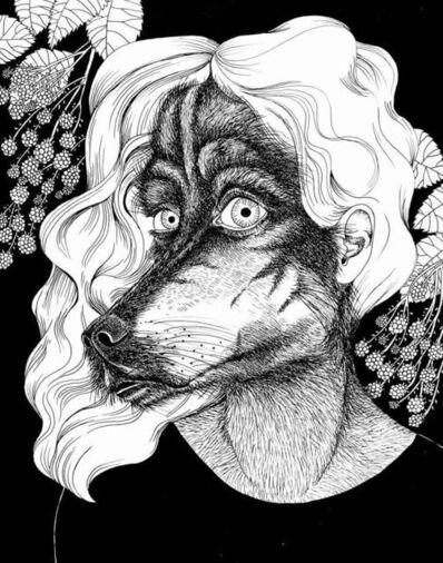 Julia Oldham, 'Self Portrait During Full Moon', 2017