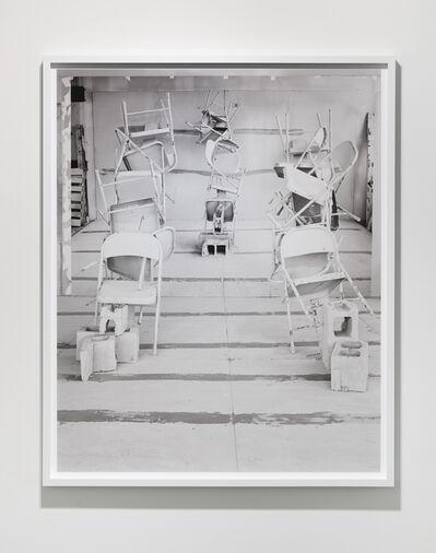 Rodrigo Valenzuela, 'Barricade No. 3', 2017