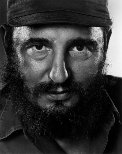 Yousuf Karsh, 'Fidel Castro', 1971