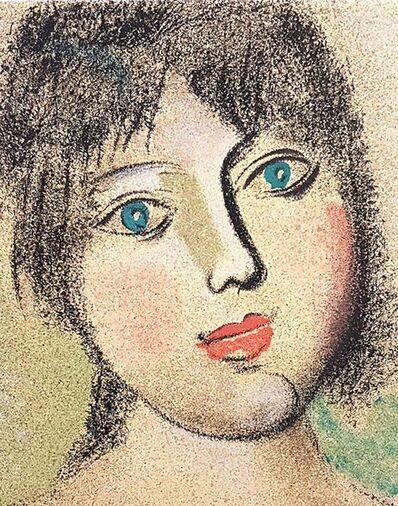 Franco Gentilini, 'Luisa ', 1980
