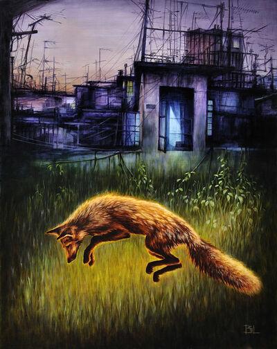 Brin Levinson, 'Static Wilderness', 2017