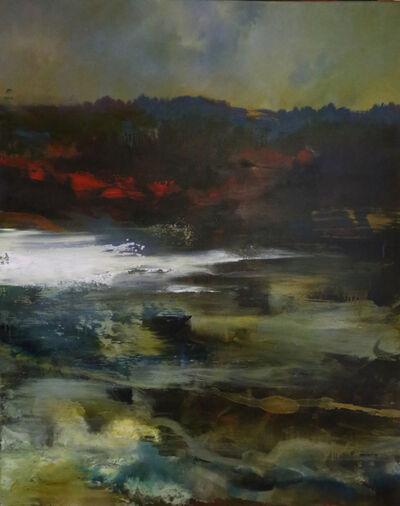 Alan Rankle, 'River America II', 2013