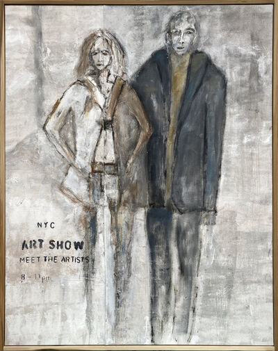 Kris Gebhardt, 'Meet The Artists NYC', 2016