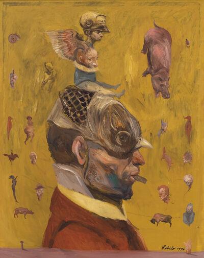 Roberto Fabelo, 'Pequeña fantasía', 1996