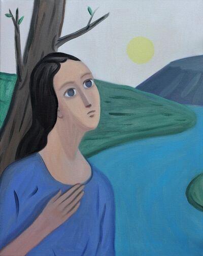 Sonia Martin, 'Wide River', 2020