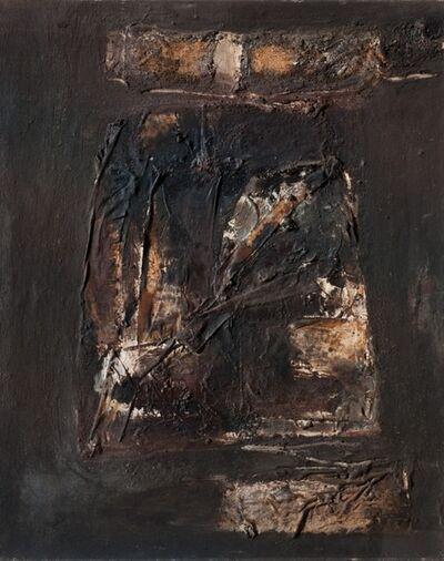 Jorge Páez Vilaró, 'Imagen en el Espacio', 1961