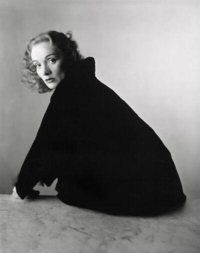 Irving Penn, 'Marlene Dietrich', 1948