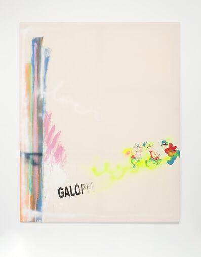 Jenny Brosinski, 'Galoppi', 2016