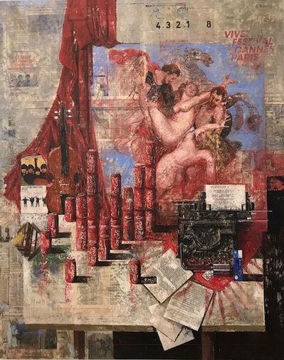 Emilio Trad, 'Rouge', 2013