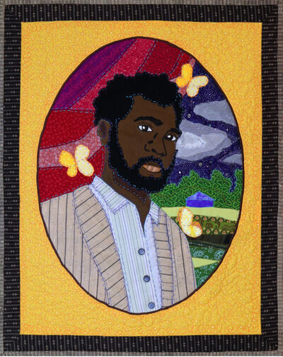 Stephen Towns, 'Let Not Man Put Asunder: Portrait of Nat Turner', 2018