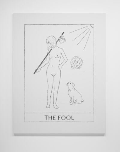 Mieke Marple, 'The Fool (Mieke)', 2017