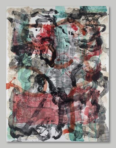 Ed Moses, 'Untitled Abstraction III', 1992-2010