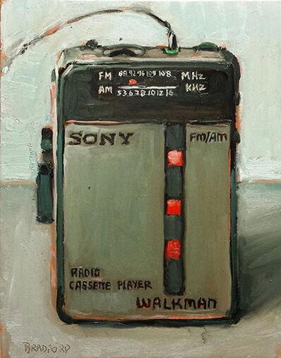 Bradford J. Salamon, 'Walkman', 2017
