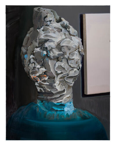 Kristina Jansson, 'Neck grip', 2020