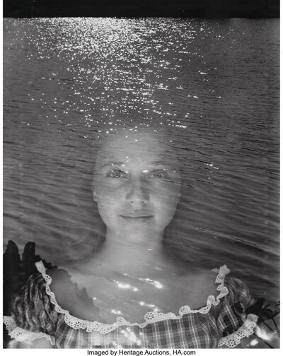 Clarence John Laughlin, 'A Memory of Undine', 1948
