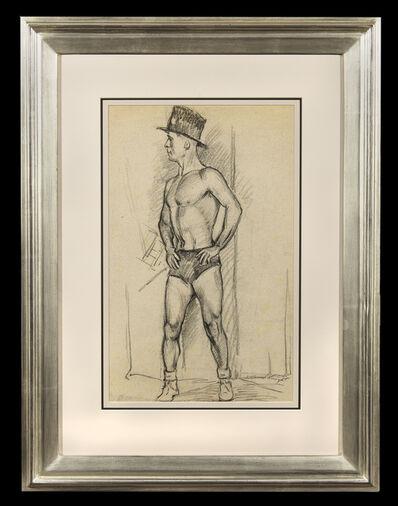 Dame Laura Knight DBE RA RWS, 'Circus Performer', 1930-1960