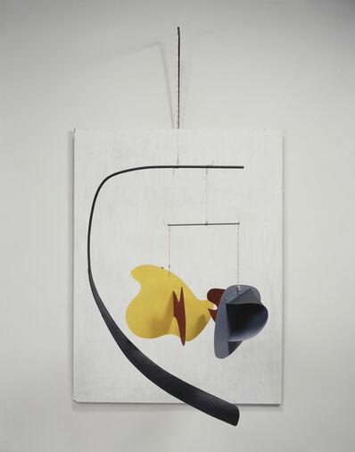 Alexander Calder, 'White Panel', 1936
