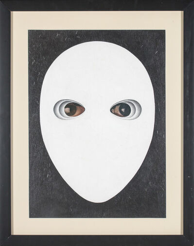 Clarence Holbrook Carter, 'Seeing Egg', ca. 1975