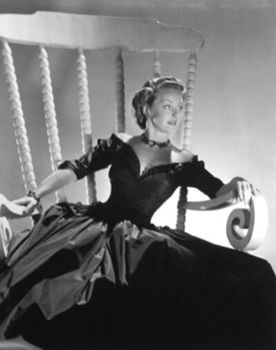Horst P. Horst, 'Bette Davis', 1938